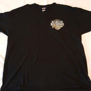 Harley Davidson shirt from Fresno california